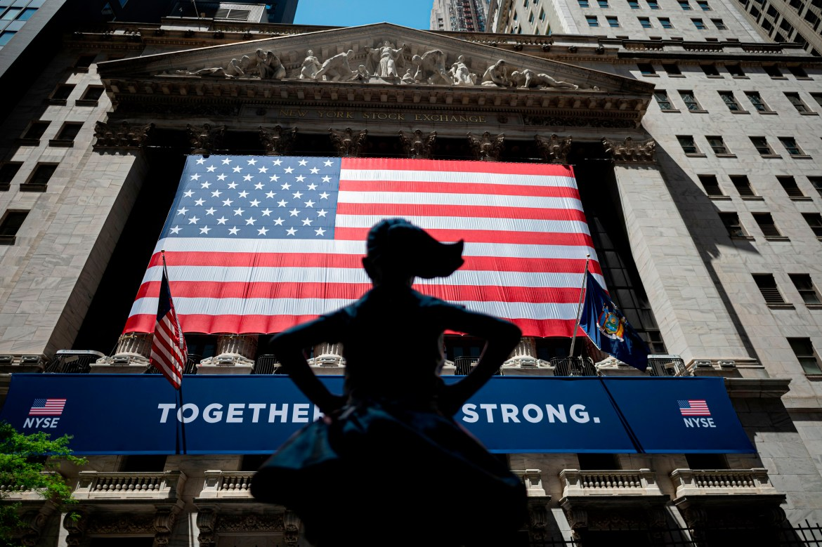 Wall Street readies for more stock froth amid economic pain in 2021 1