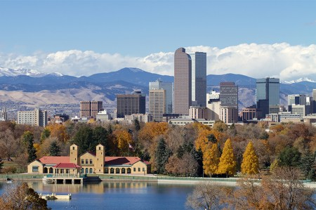 Denver will swing from 100-degree weekend heatwave to snowfall