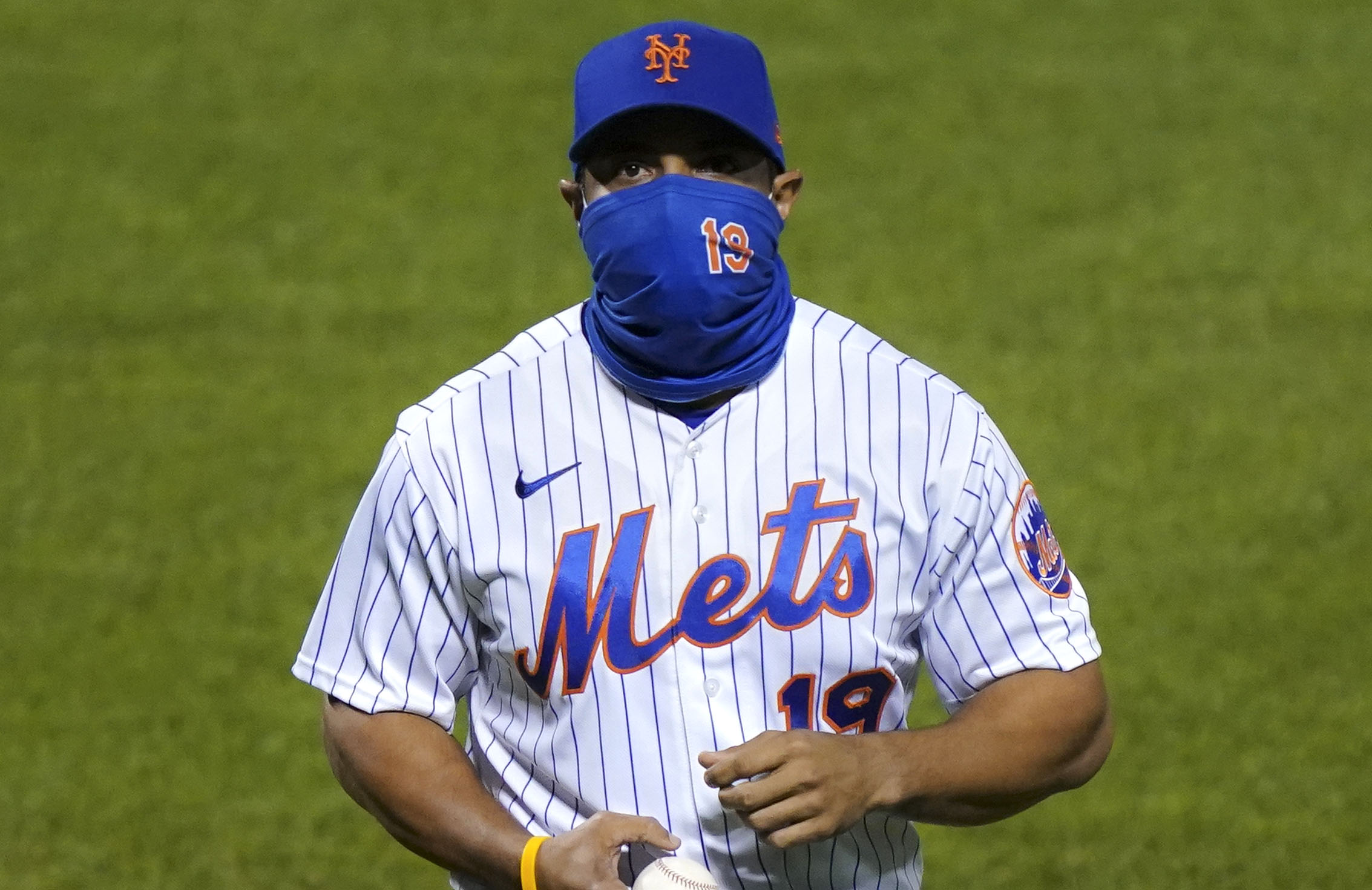Luis Rojas admits Mets' rotation is a continuing problem