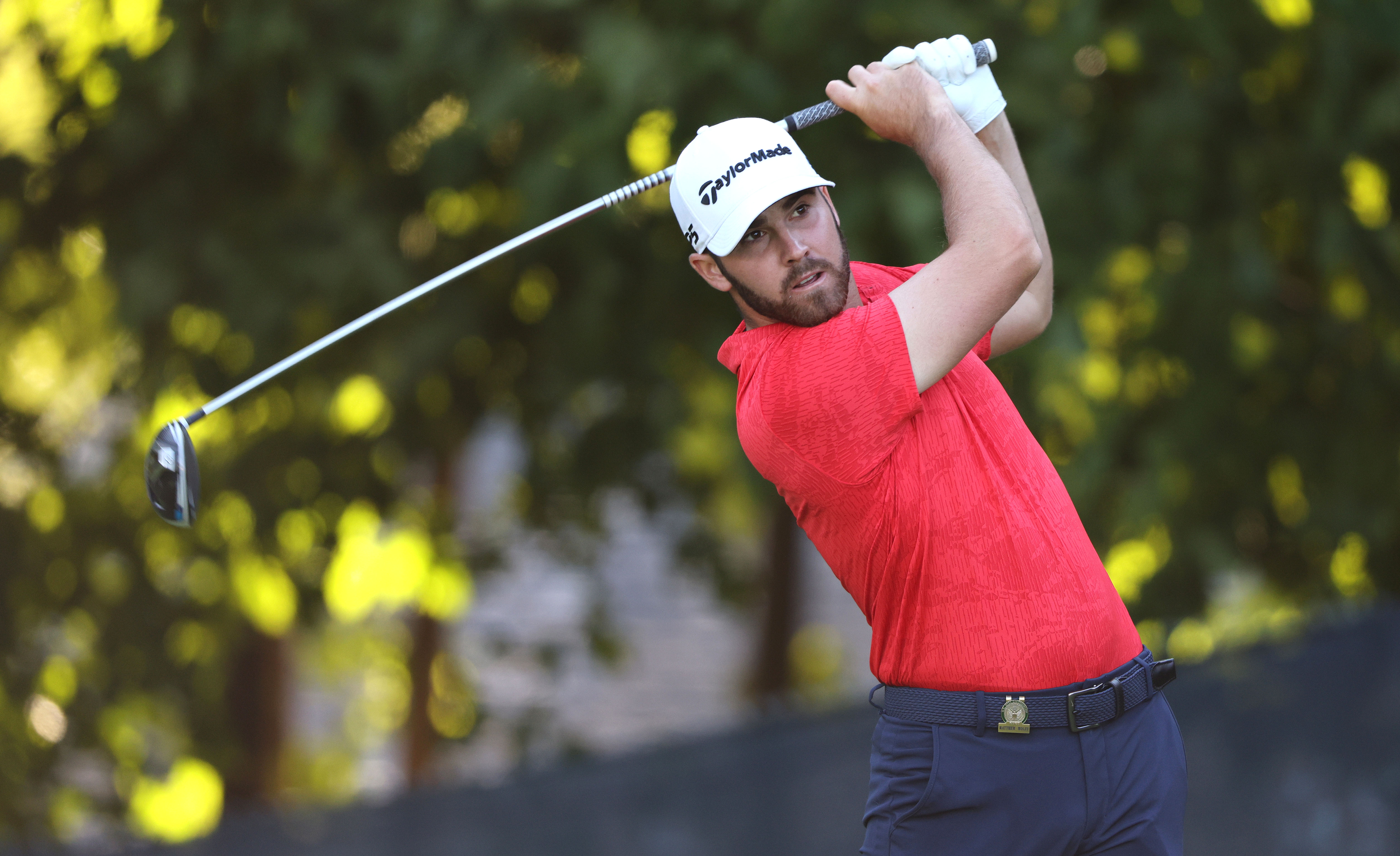 Matthew Wolf grabs 2 shot lead heading into final round of US Open