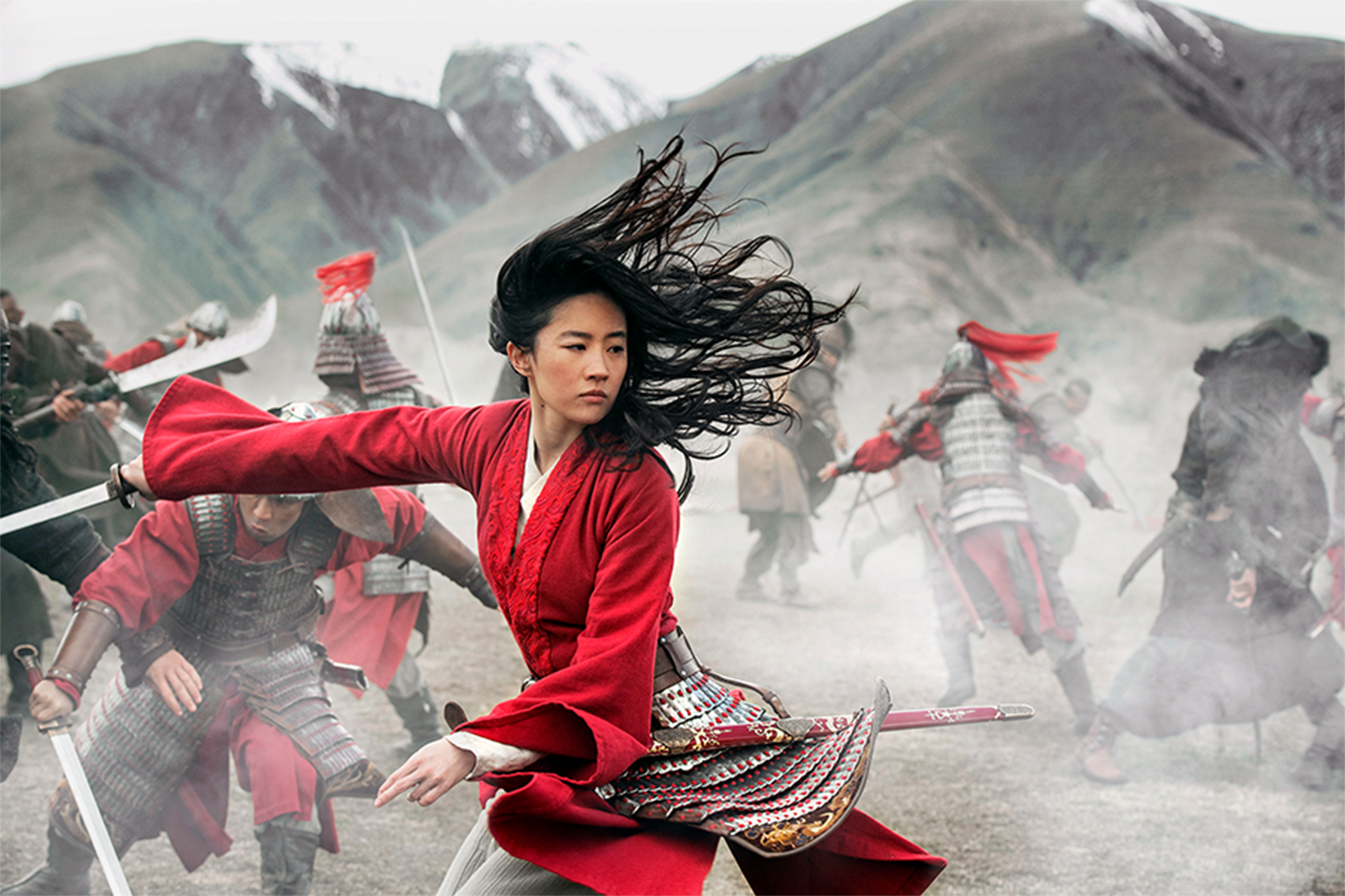 Chinese Government's role in 'Mulan' production called into question
