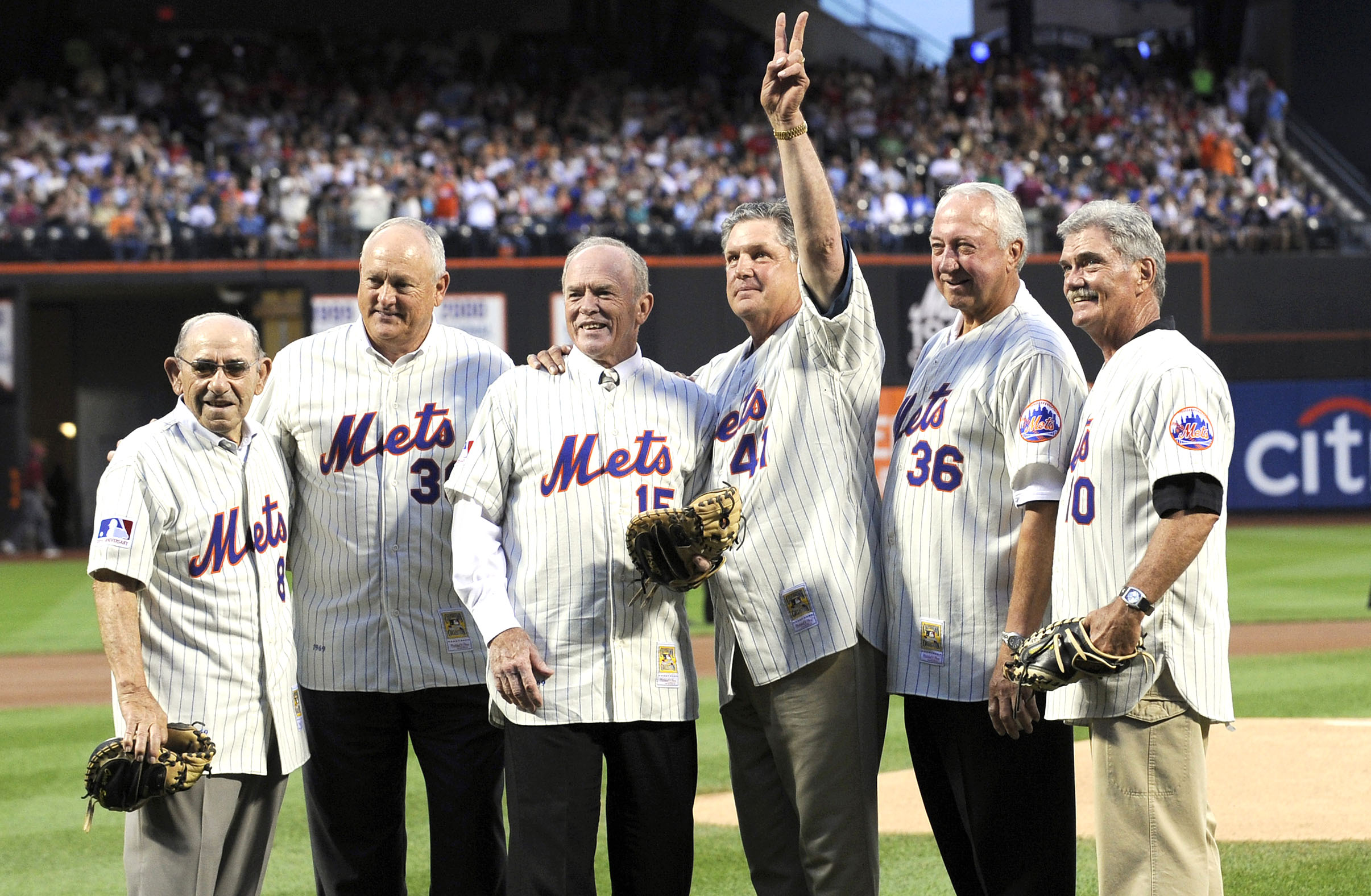 Mets greats always knew Tom Seaver was something special