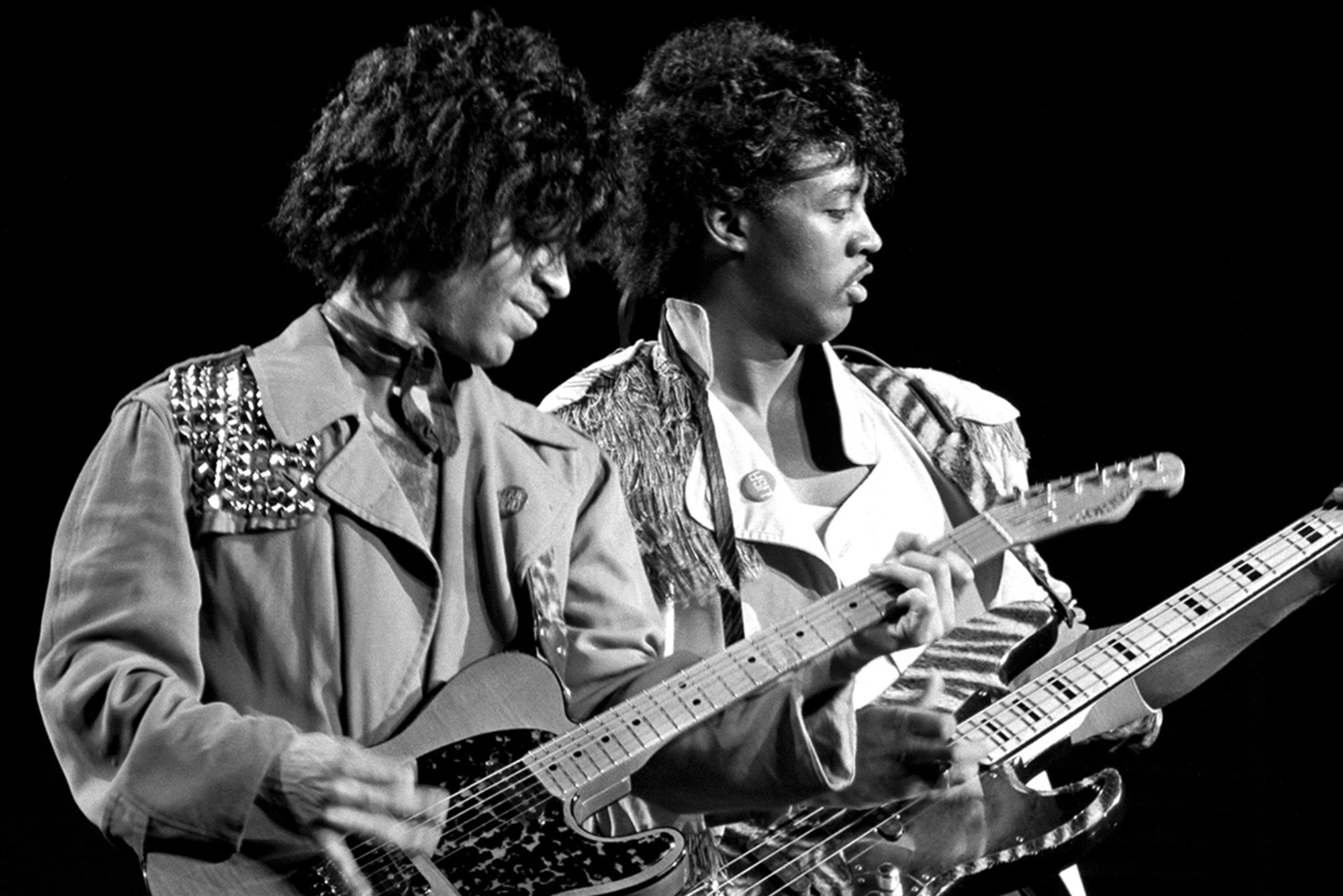 Prince fined bassist for mistakes, 'cheated' him out of millions: memoir
