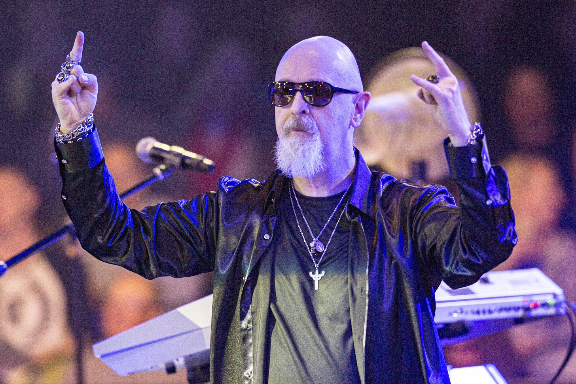 Judas Priest's Rob Halford on public-sex arrest: 'I've f–ked up!'