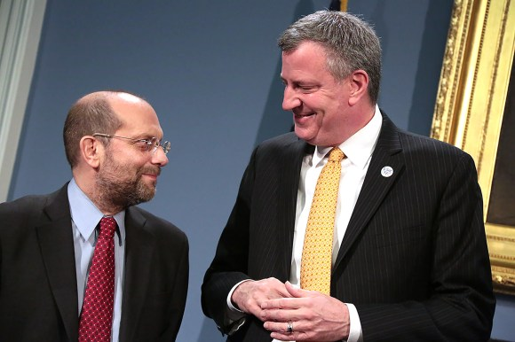 Mayor de Blasio needs to rethink the use of nonprofits to deliver homeless services.