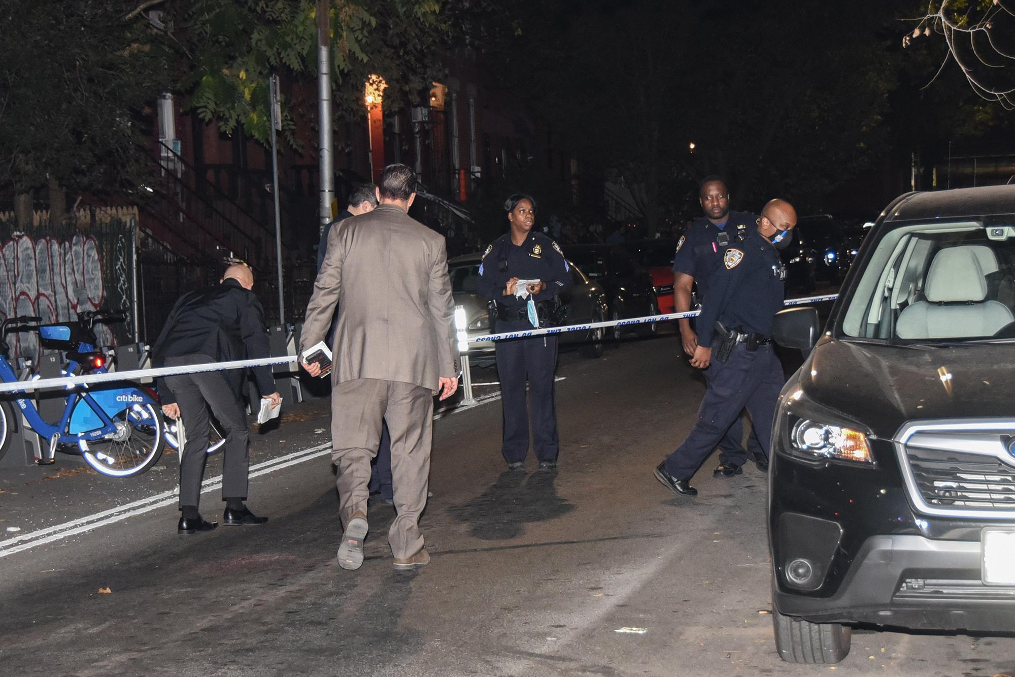 7 shot, 1 killed in overnight shootings in Big Apple