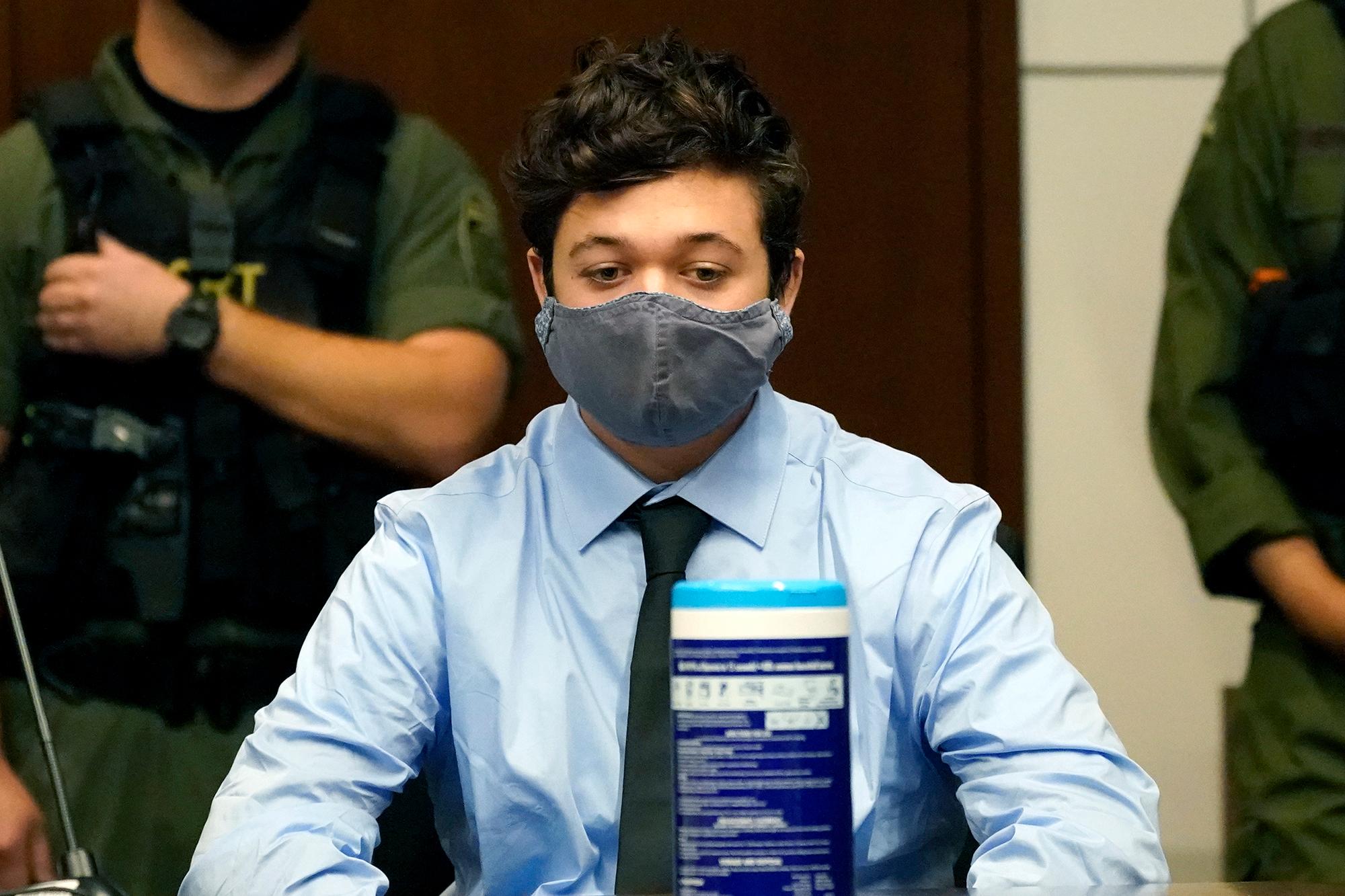 Kenosha murder suspect Kyle Rittenhouse posts  million bond, no longer in custody