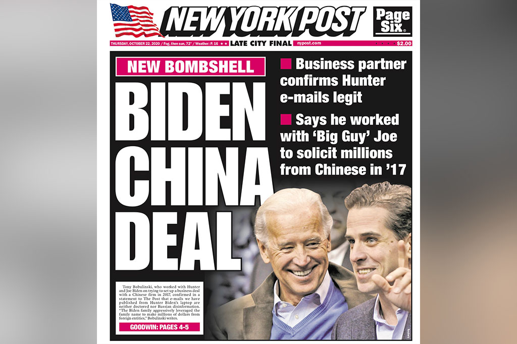 Hunter biz partner details Joe Biden's China dealings: Goodwin