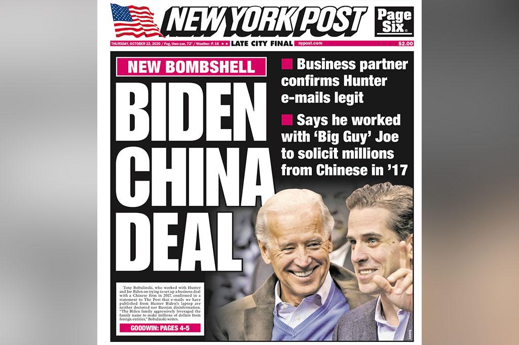 Hunter biz partner details Joe Biden's China dealings: Goodwin