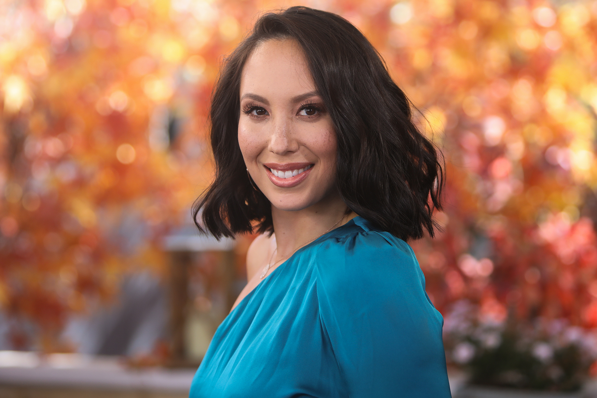 'Dancing with the Stars' pro Cheryl Burke suffers head injury