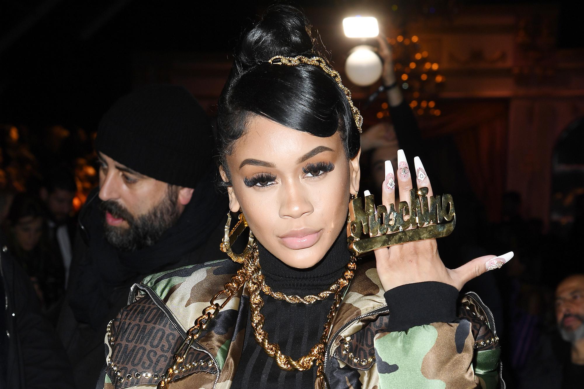 Rapper Saweetie says all men should buy their women Birkins