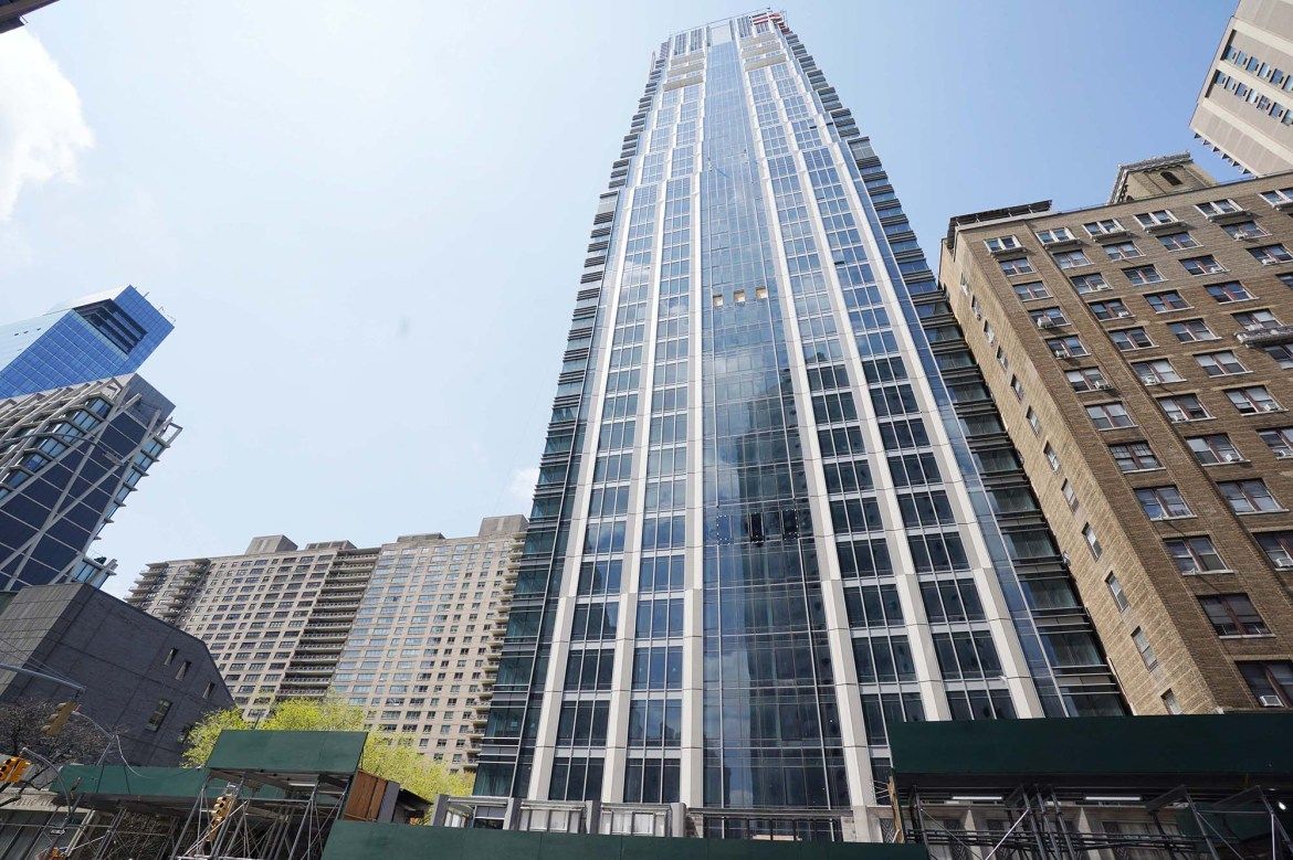 Developers awaiting ruling on 'too-tall' Upper West Side tower 1