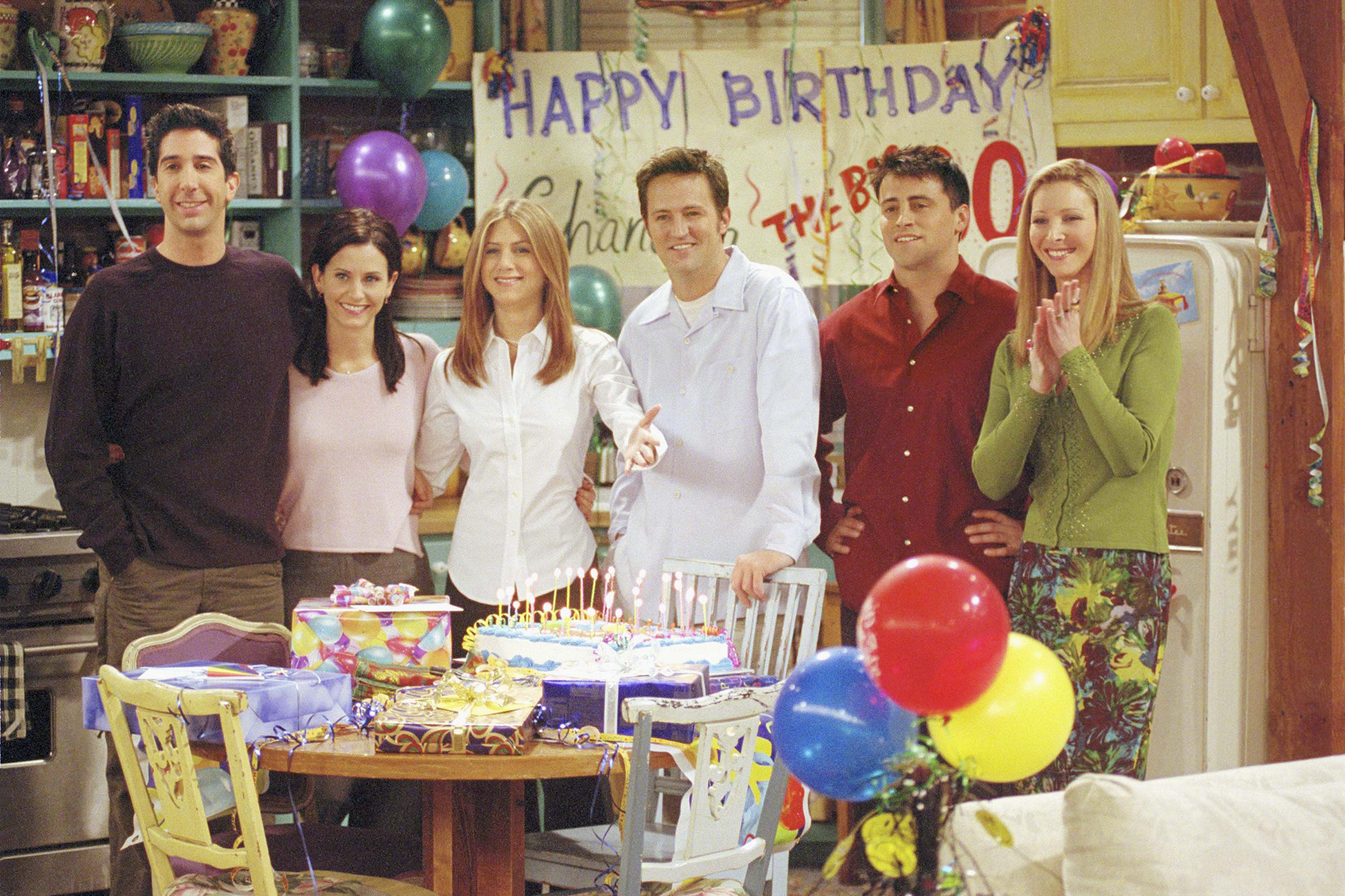 Matthew Perry says 'Friends' reunion delayed to March 2021