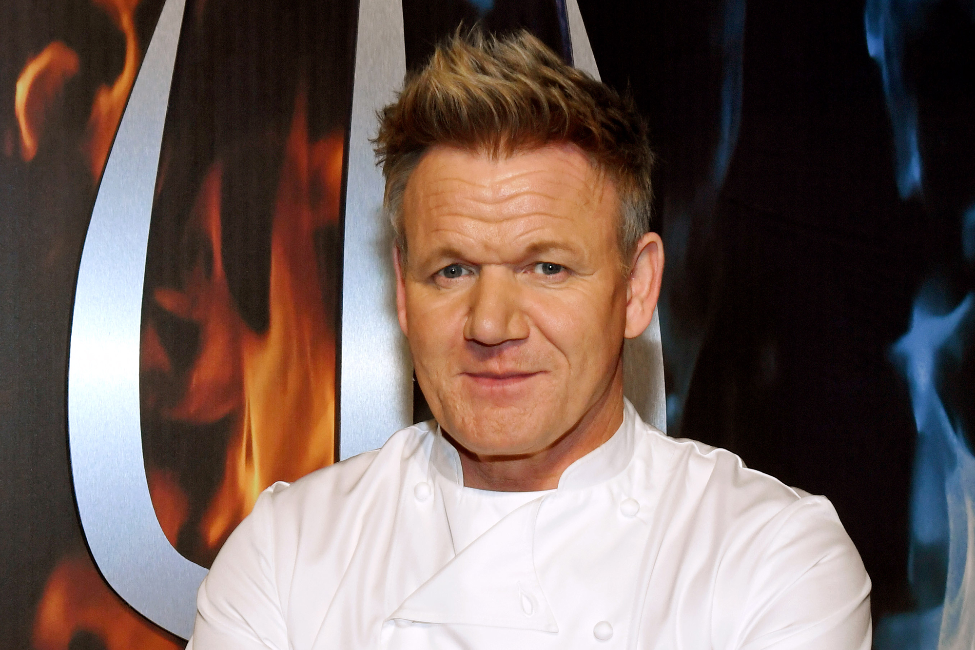 Gordon Ramsay reportedly donated K to treat Ben Watkins' cancer