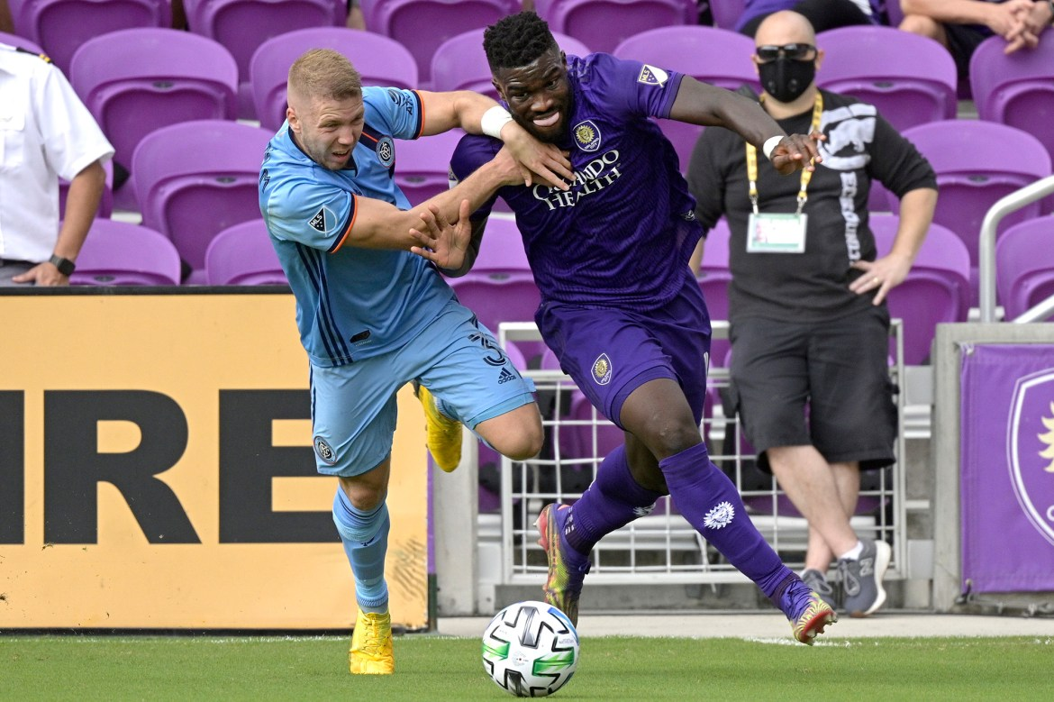 NYCFC knocked out of playoffs in wild shootout loss to Orlando City 1