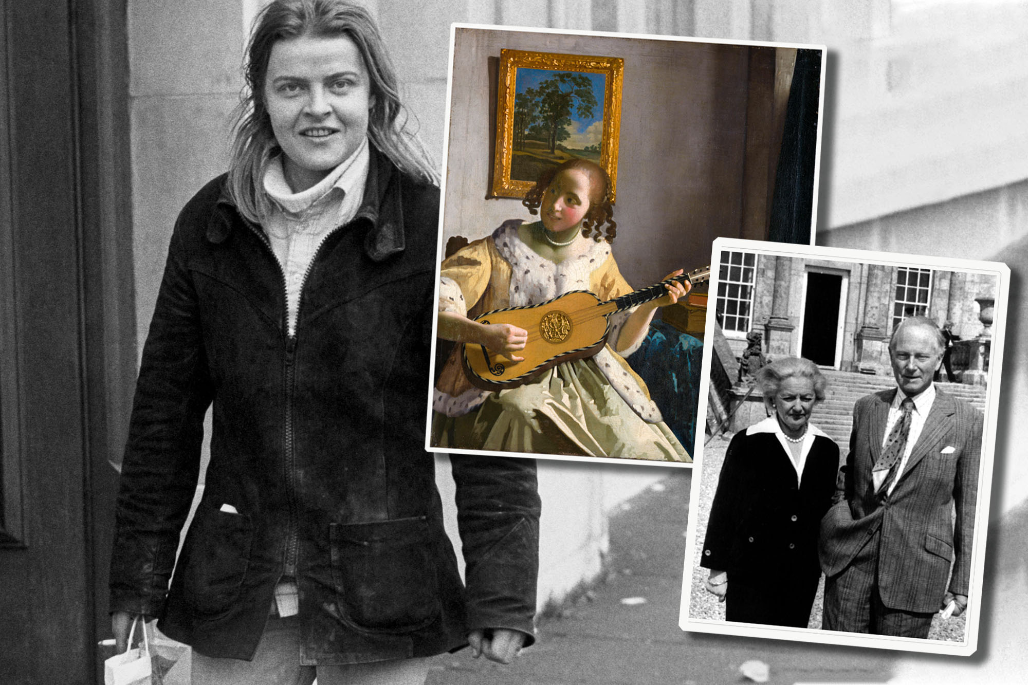 The heiress who plundered paintings to start a revolution