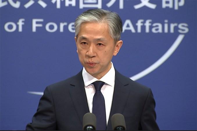 Chinese officials congratulate Joe Biden, Kamala Harris