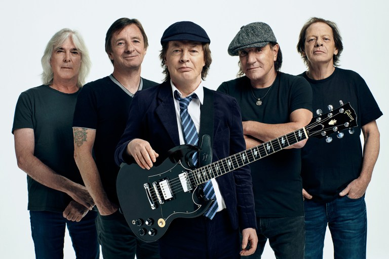 AC/DC reboots for comeback album, 'Power Up'