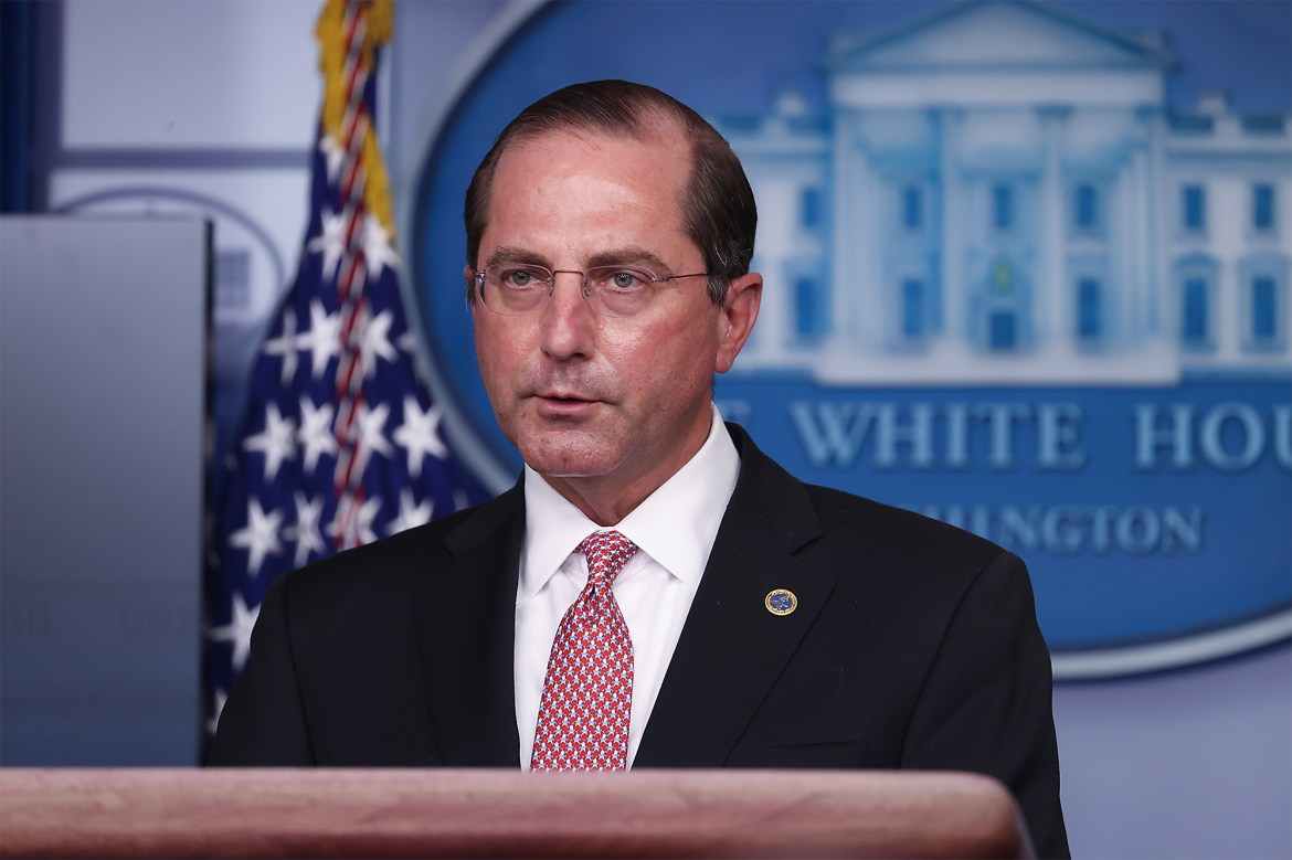Pfizer to seek emergency vaccine OK Friday, doses could ship in 24 hours: Azar 1