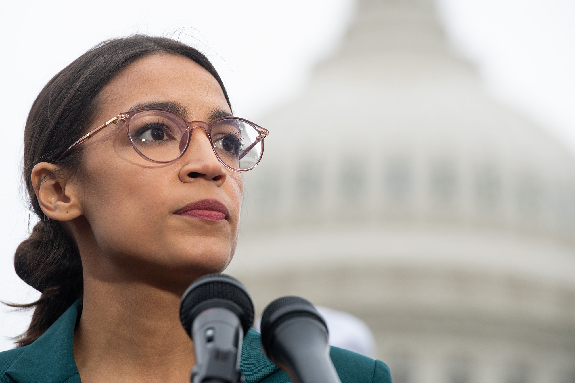 AOC defends 'defund the police' mantra after Dem losses