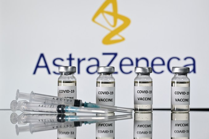 AstraZeneca COVID-19 vaccine shows promise with the elderly