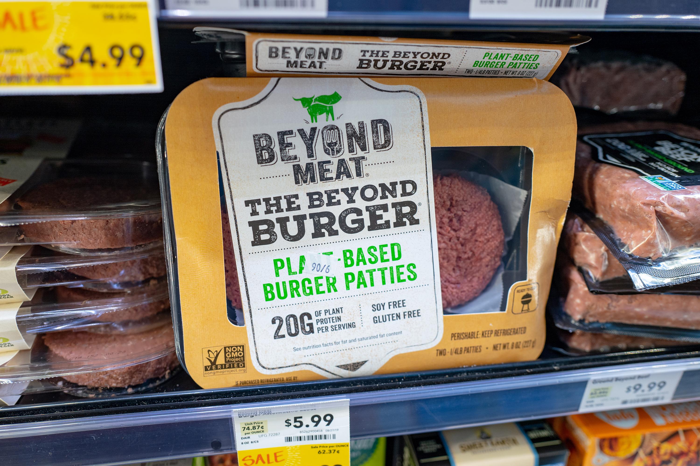 Beyond Meat News