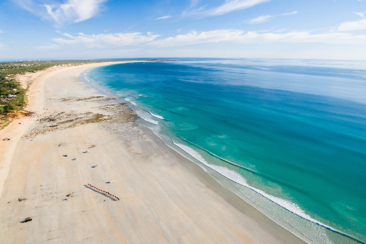 Man killed in shark attack at Cable Beach in Australia 1