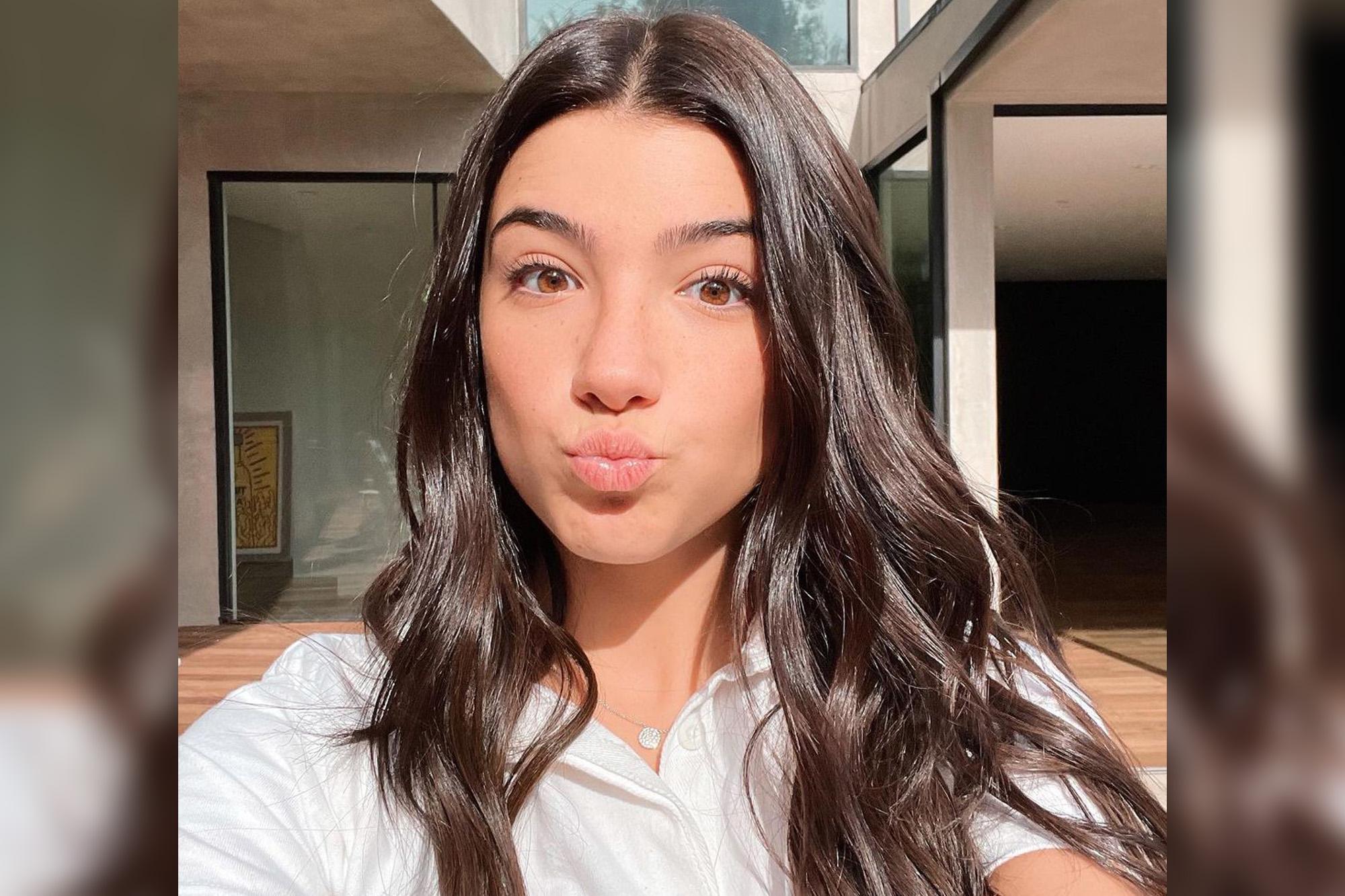 Charli D'Amelio reaches 100M TikTok followers despite backlash