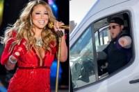 FedEx driver caught dancing to Mariah Carey Christmas tune