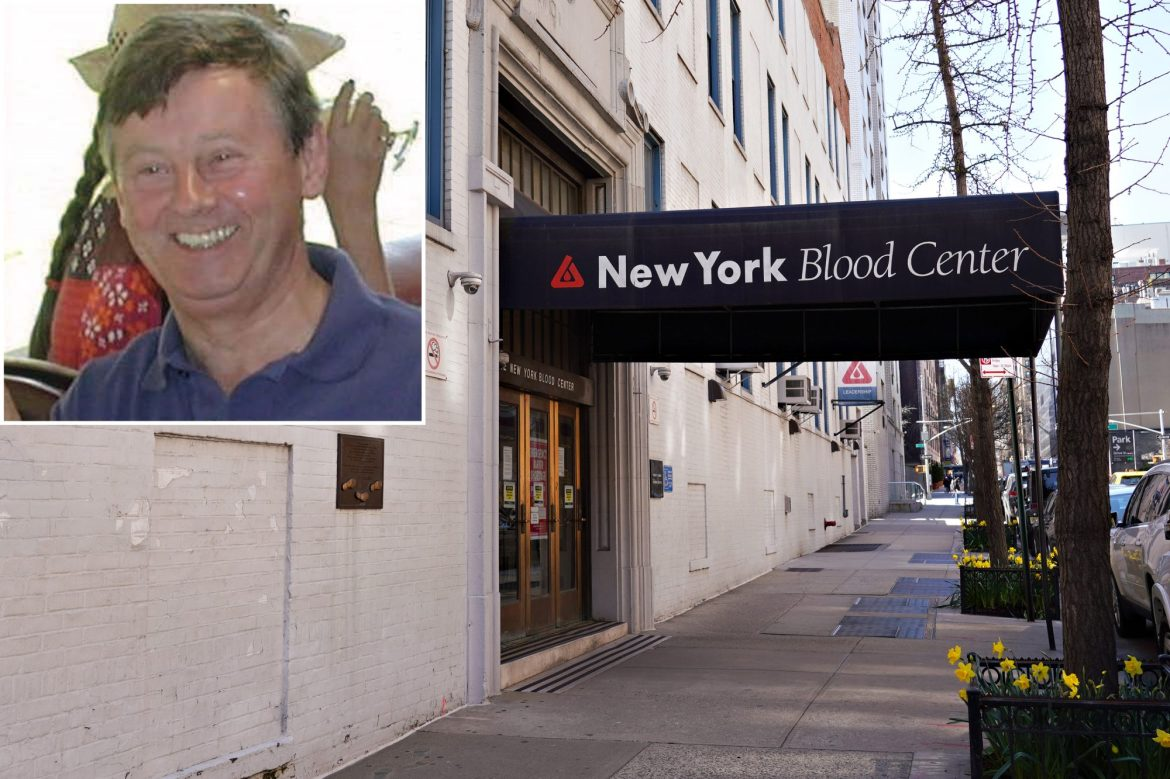 New York Blood Center calls on Irish community to find donor match for doctor 1