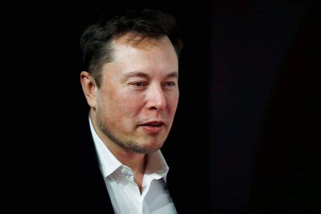 Elon Musk says he took four rapid COVID-19 tests with split results