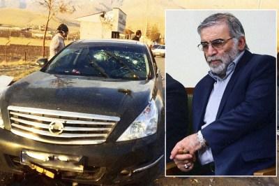 Iran Says It Will Avenge It's Scientist's Murder