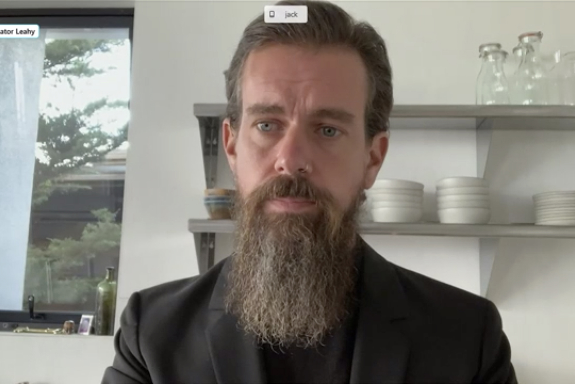 Jack Dorsey admits lockout of The Post was 'a mistake'
