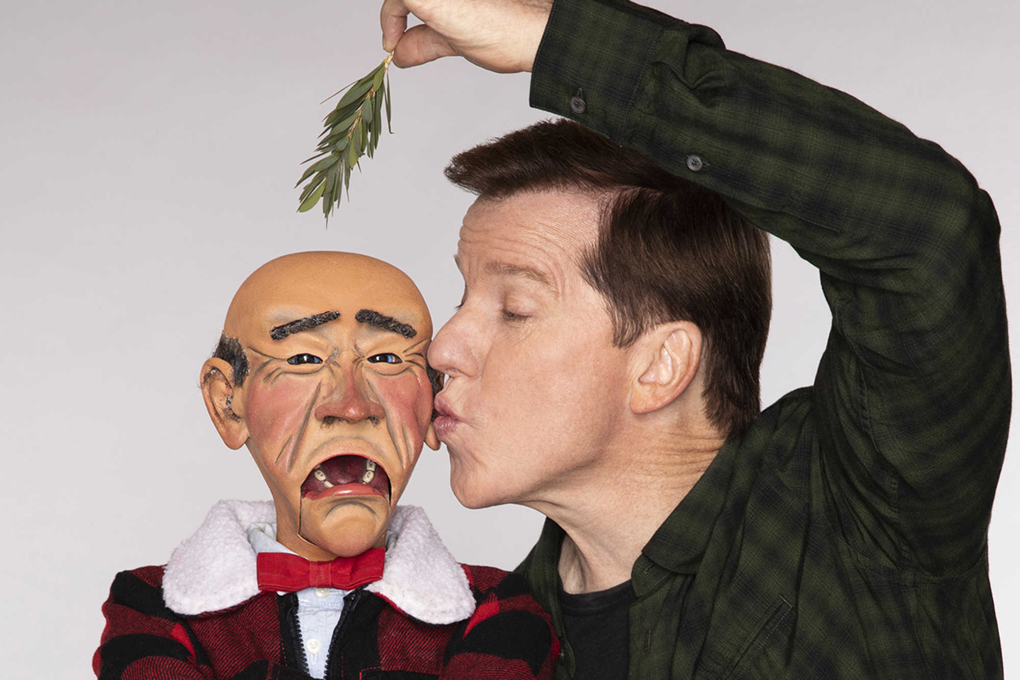 How Jeff Dunham pulled off last-minute Comedy Central special