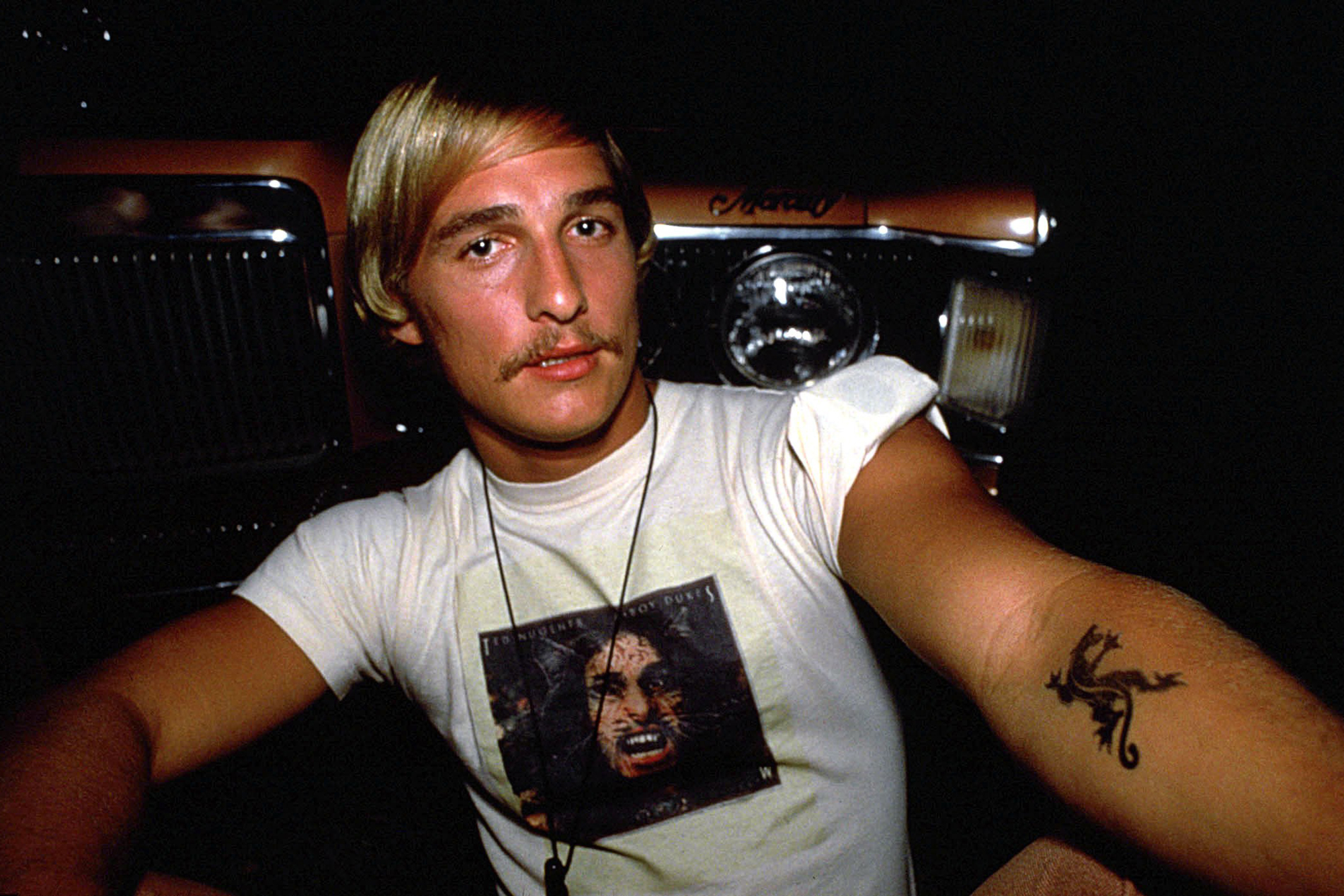 How 'Dazed and Confused' launched Matthew McConaughey's career