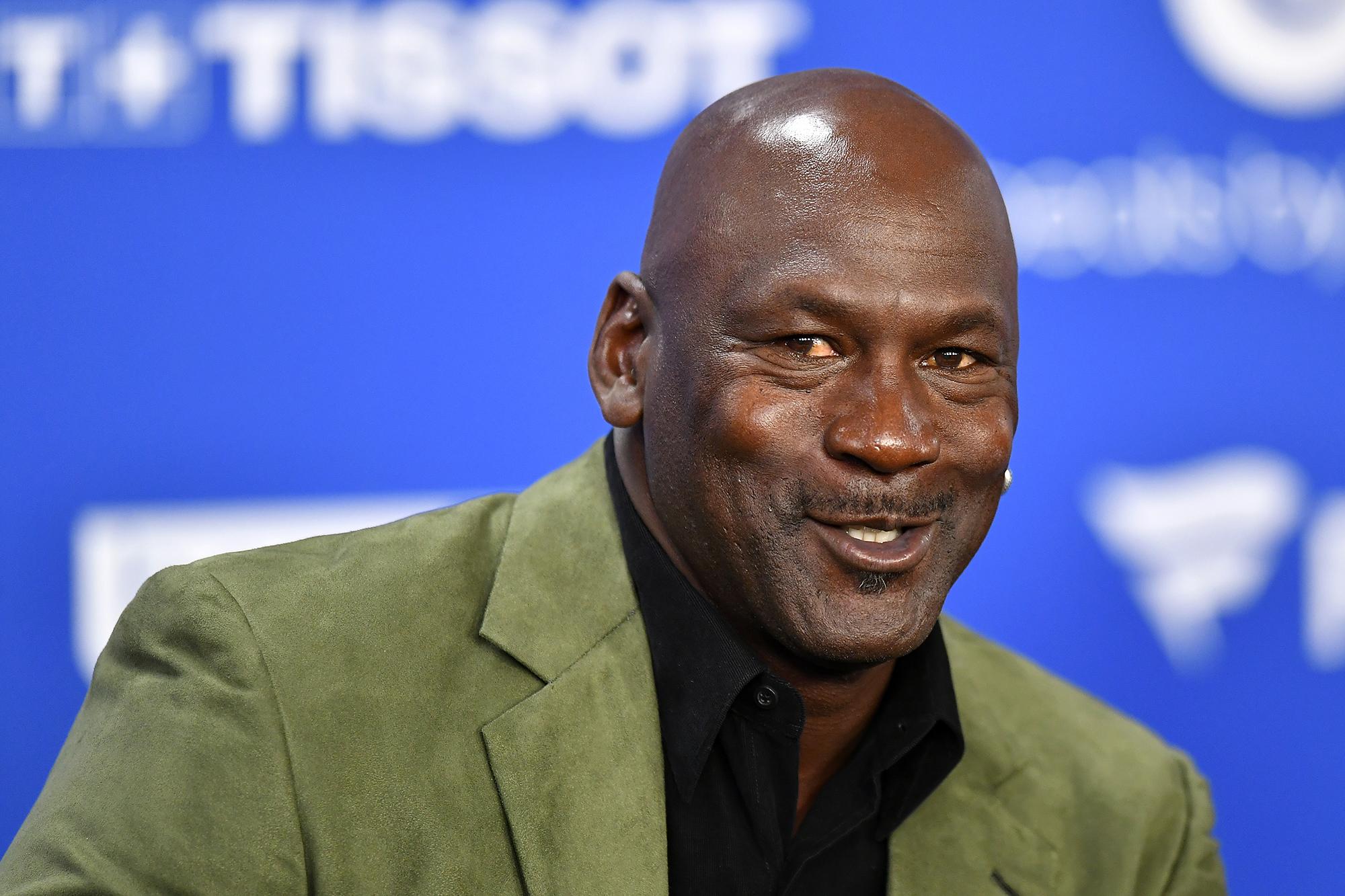 Michael Jordan donating M from 'Last Dance' to Feeding America