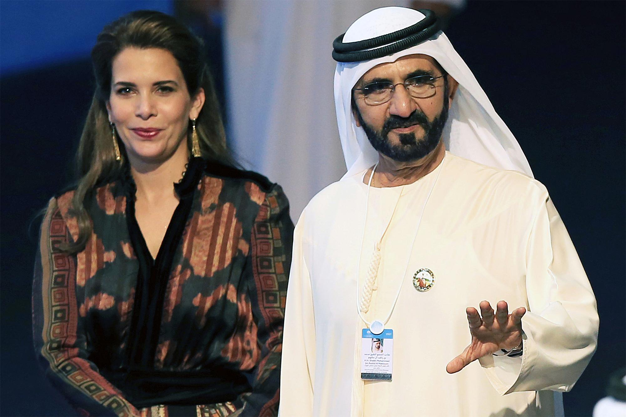 Dubai's Princess Haya paid .4M to keep affair secret: report