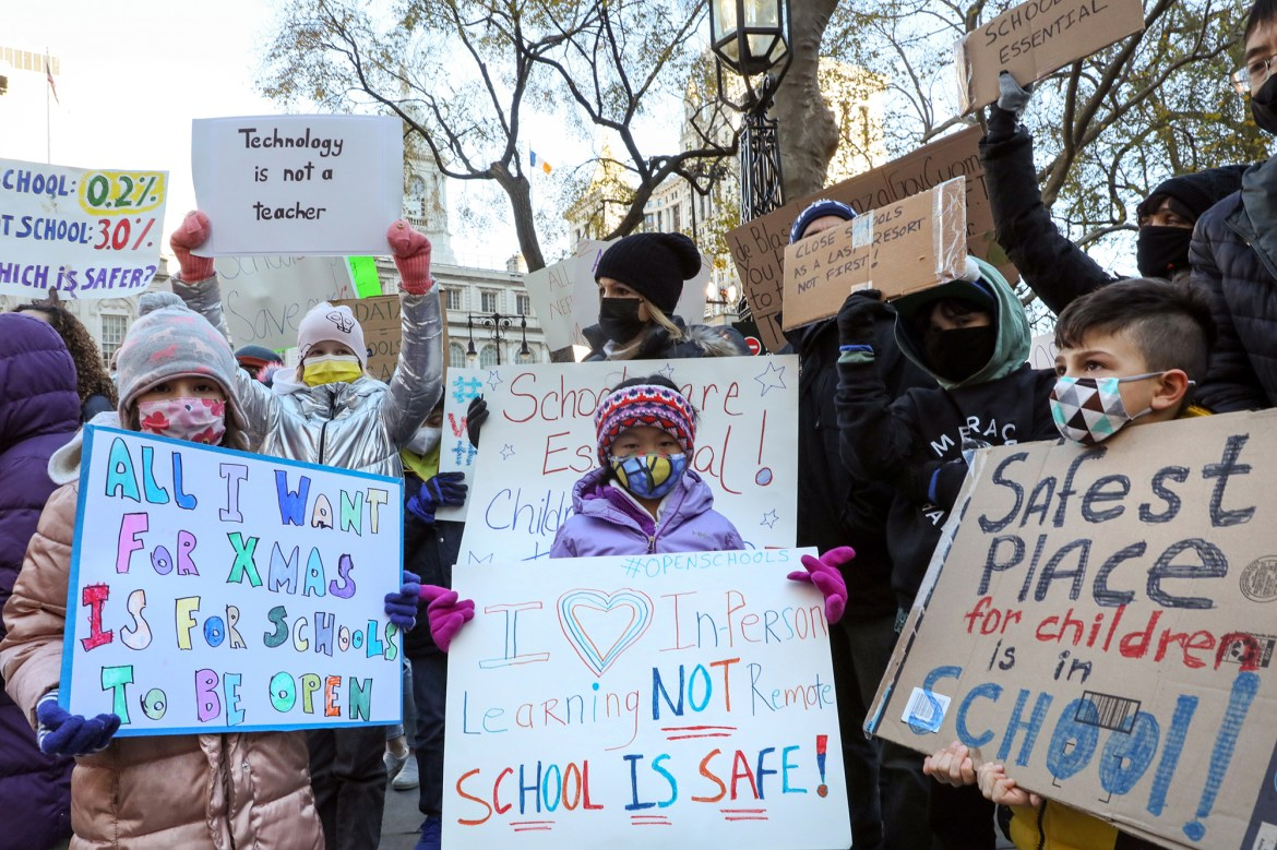 NYC DOE is just wrong on demanding in-school COVID-19 tests 1