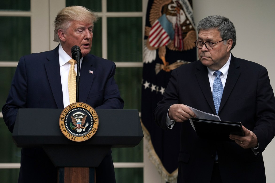 Trump trashes Bill Barr, says he 'will do nothing' about Hunter Biden 1