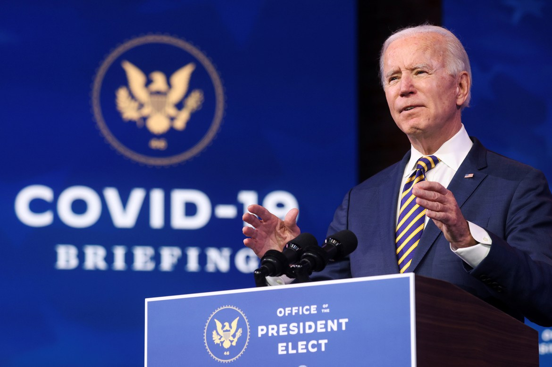 Joe Biden names members of his COVID-19 response team 1