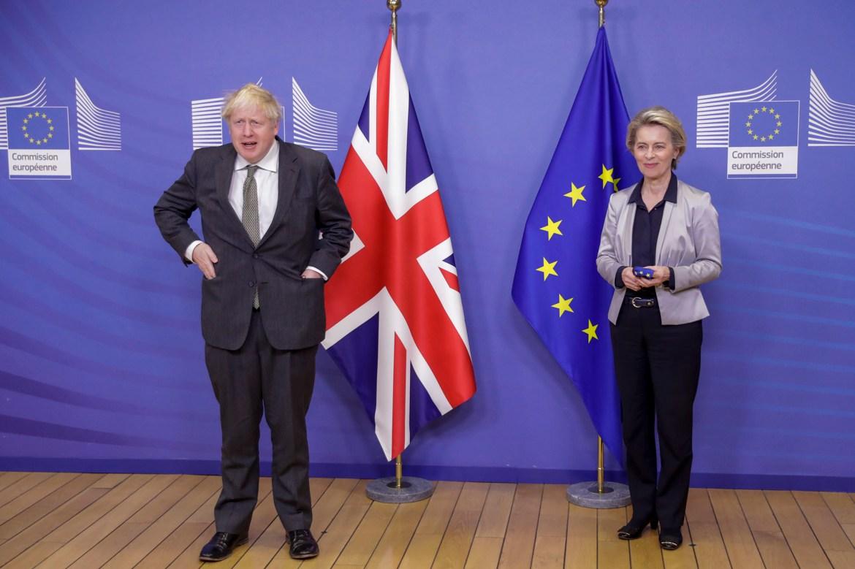 Boris Johnson says EU, UK still 'very far apart' on Brexit trade deal 1