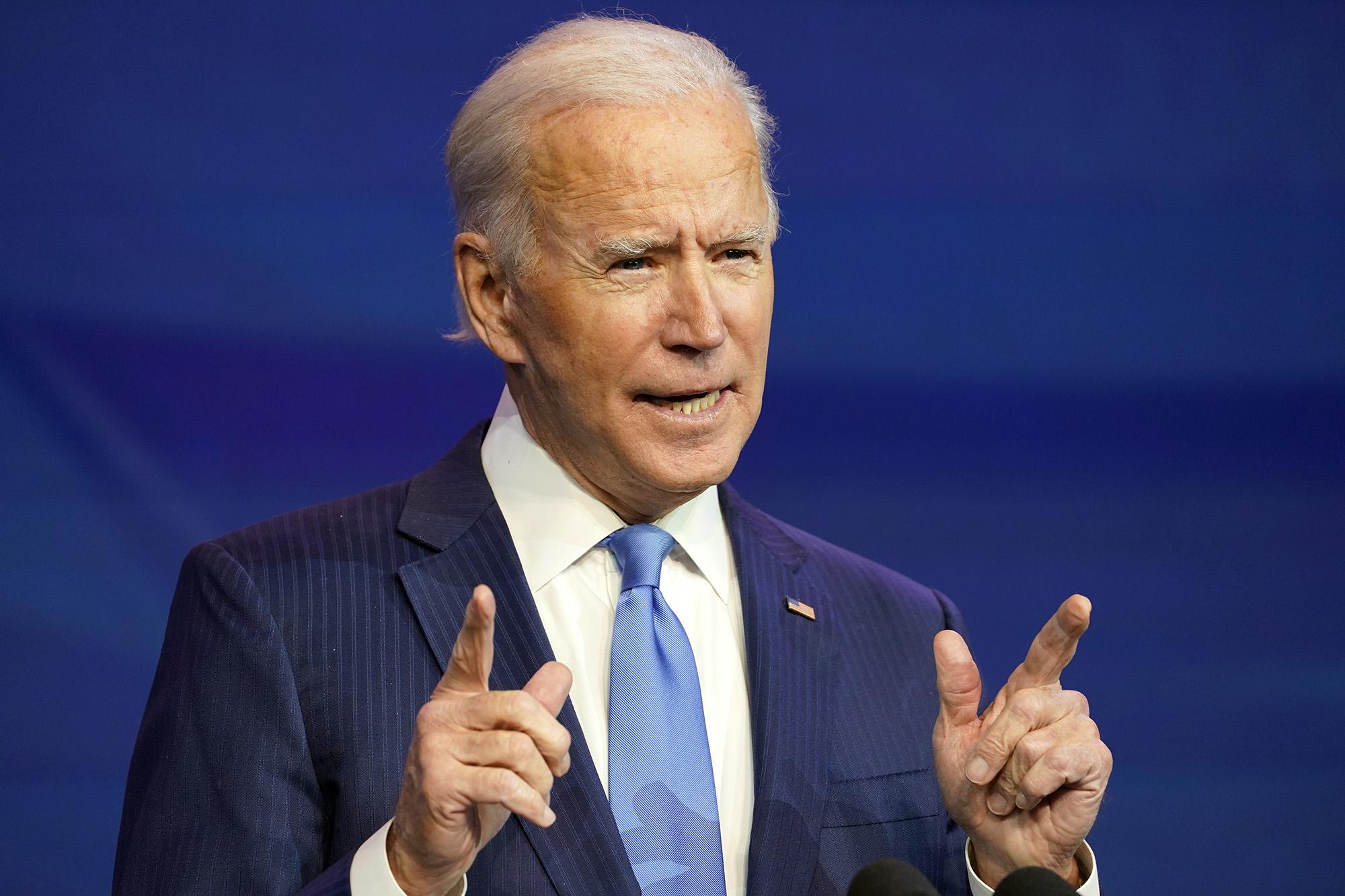Joe Biden 'proud' of son Hunter amid China, federal probe