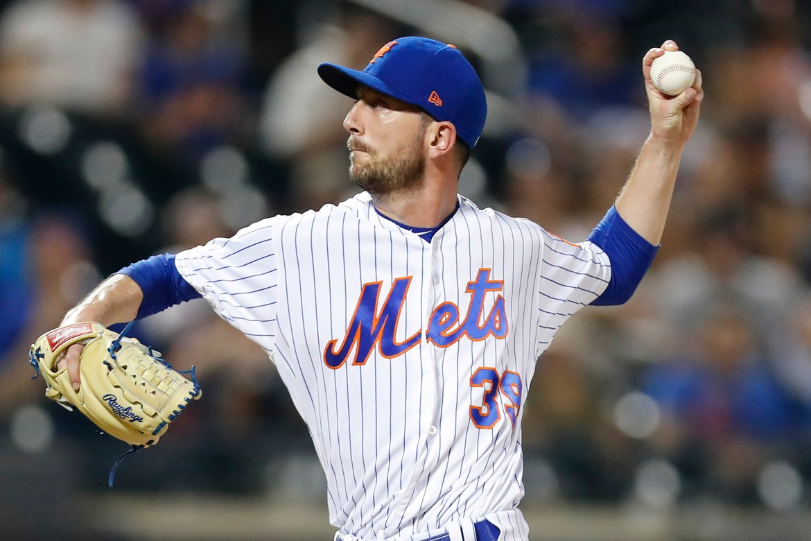 Mets bringing back Jerry Blevins on minor league contract 1