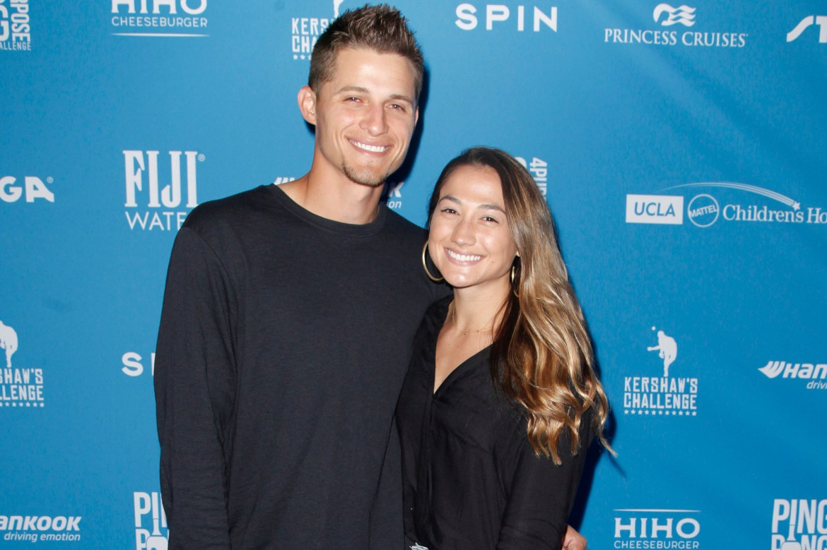Dodgers' Corey Seager gets married to Madisyn Van Ham 1