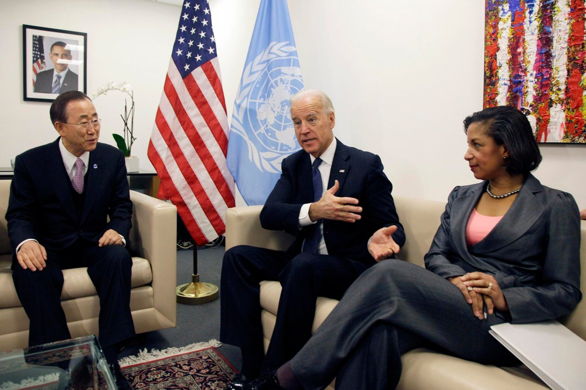 By tapping Susan Rice, Biden embraced worst corruption of Obama years 1
