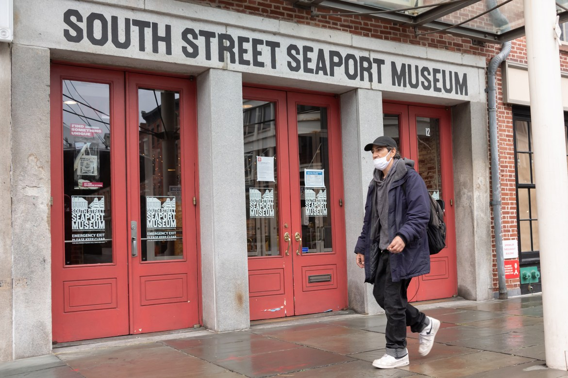 A chance to save the South Street Seaport's historic character 1