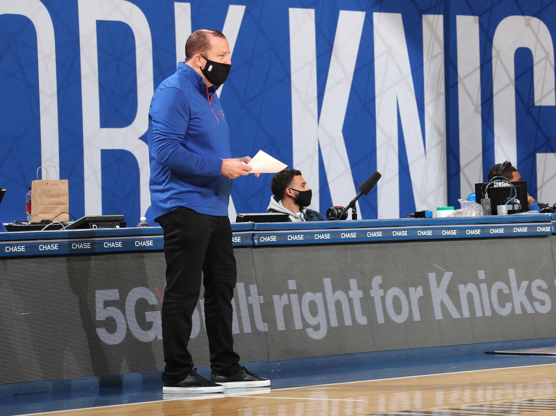 No Knicks boos makes for a sobering night at Garden