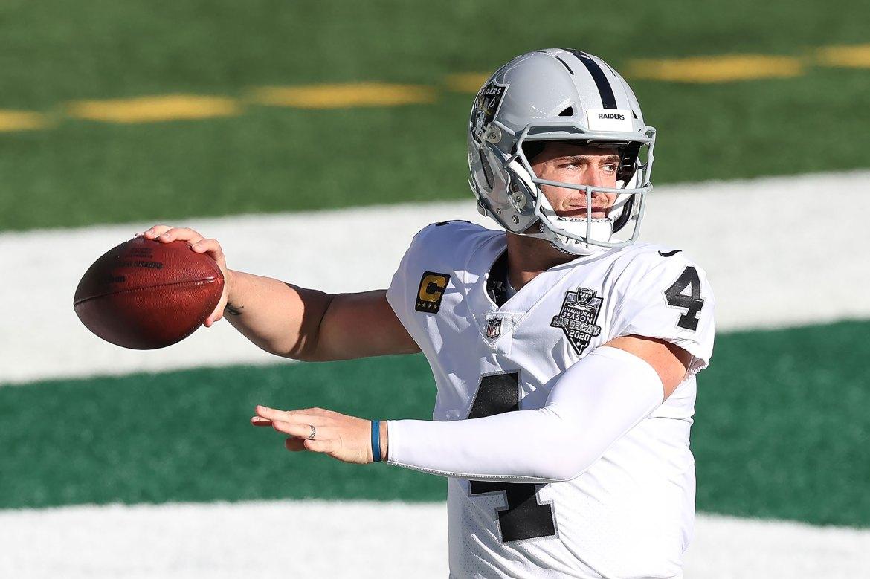 Raiders vs. Colts prediction, line: Desperate Las Vegas the play 1