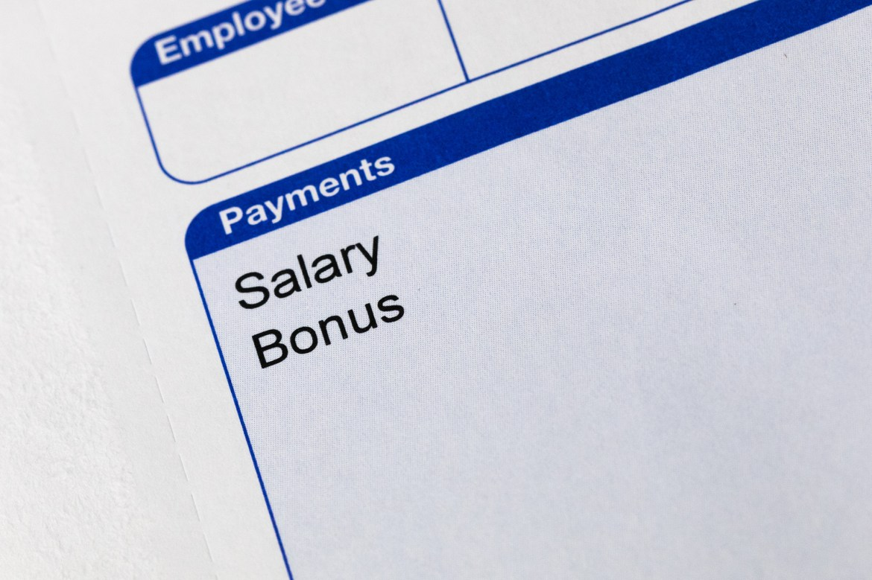 If I start at my new job before I get my bonus, will I still get paid? 1
