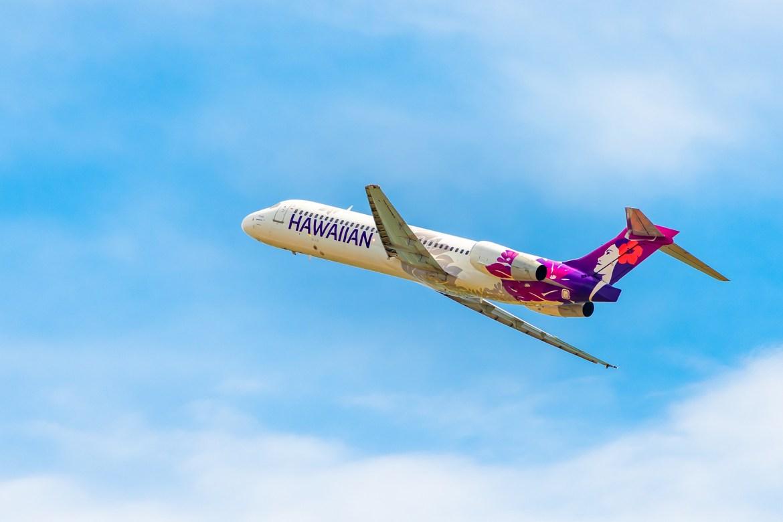Hawaiian Airlines flight makes emergency landing over engine malfunction 1